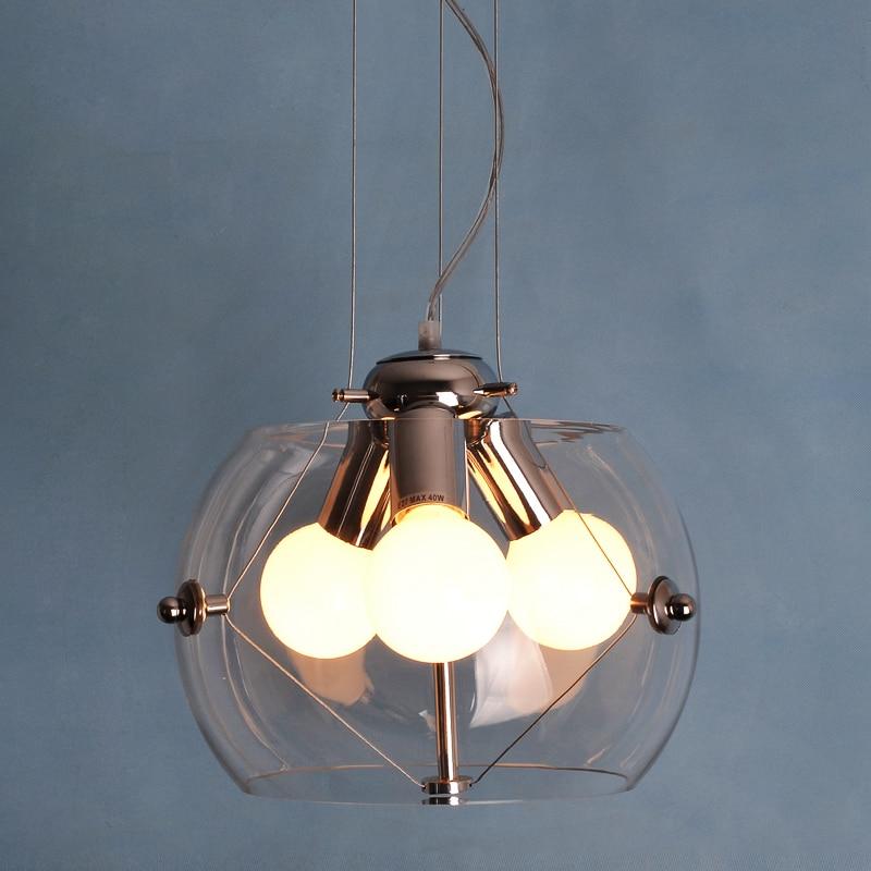famous lighting designer. Bella Donna Mauro Bertoldini Modern Glass Pendant Light Suspension Lamp 3 Head Lighting Fixture-in Lights From \u0026 On Aliexpress.com Famous Designer N