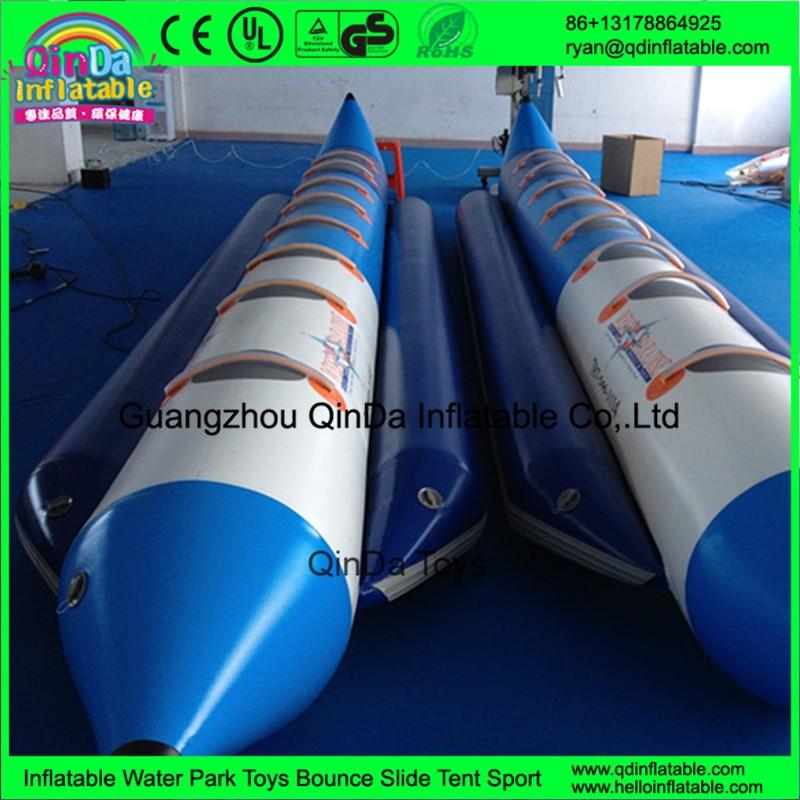 inflatable water sled tube banana boat61