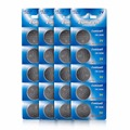 20PCS/lot CR2430 DL2430 ECR1620 5011LC KCR2430 L20 button cell coin 3V lithium button cell Battery for watch,XINLU battery