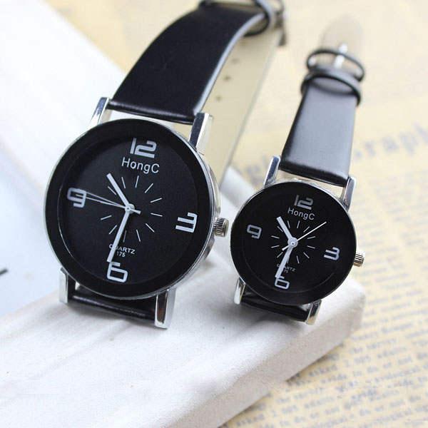 69c8d2d5012 Yazole 2018 Mulheres Homens Amantes Casal Relógios Top Marca Famosa relógio  Feminino Masculino Relógio Relógio de