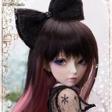 minifee 人形 ファッション柔軟な樹脂フィギュア女性妖精フルセットのおもちゃフェアリーランド 送料無料