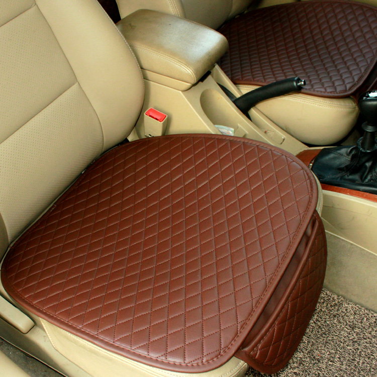 Image 4 - leather car seat cushion four seasons seat cushion, car seat covers,seat cover for ford, for all cars-in Automobiles Seat Covers from Automobiles & Motorcycles