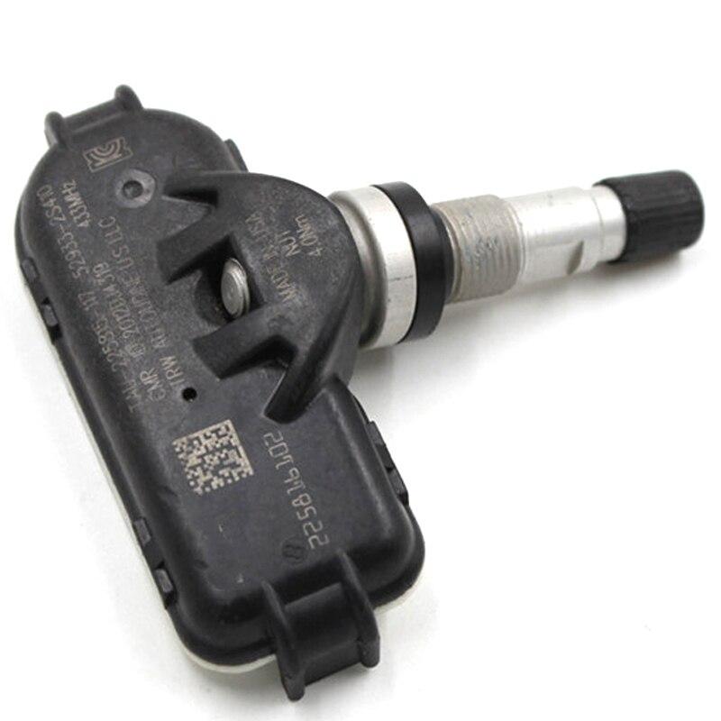 YAOPEI 4PCS/Lot 52933-2S410 Tire Pressure Sensor TPMS For Kia Sportage Hyundai IX35 Elantra Equus 529332S410