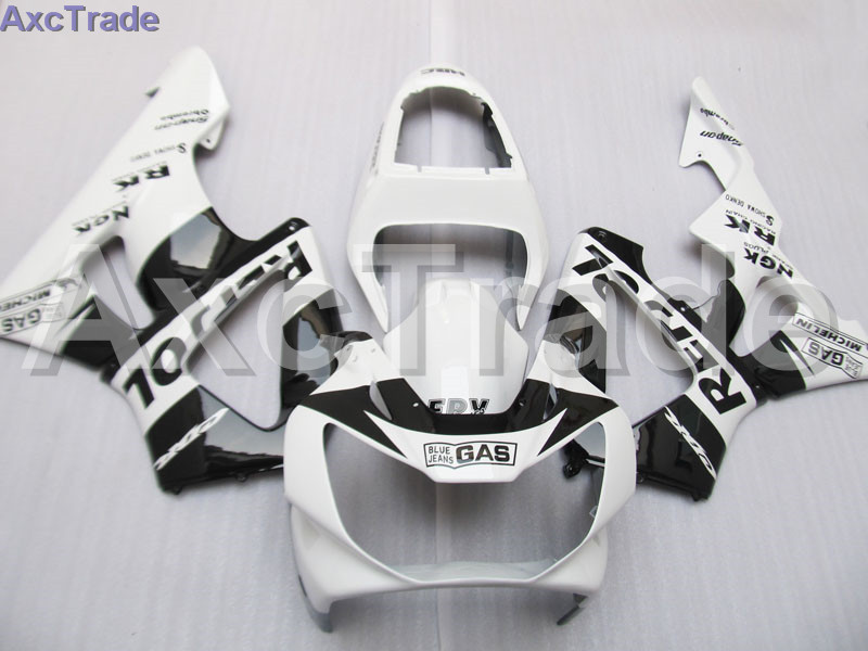 Bodywork Moto Fairings FIT For Honda CBR 929 900 RR 929RR 00 01 900 2000 2001 CBR900RR Fairing kit High Quality ABS Plastic B84