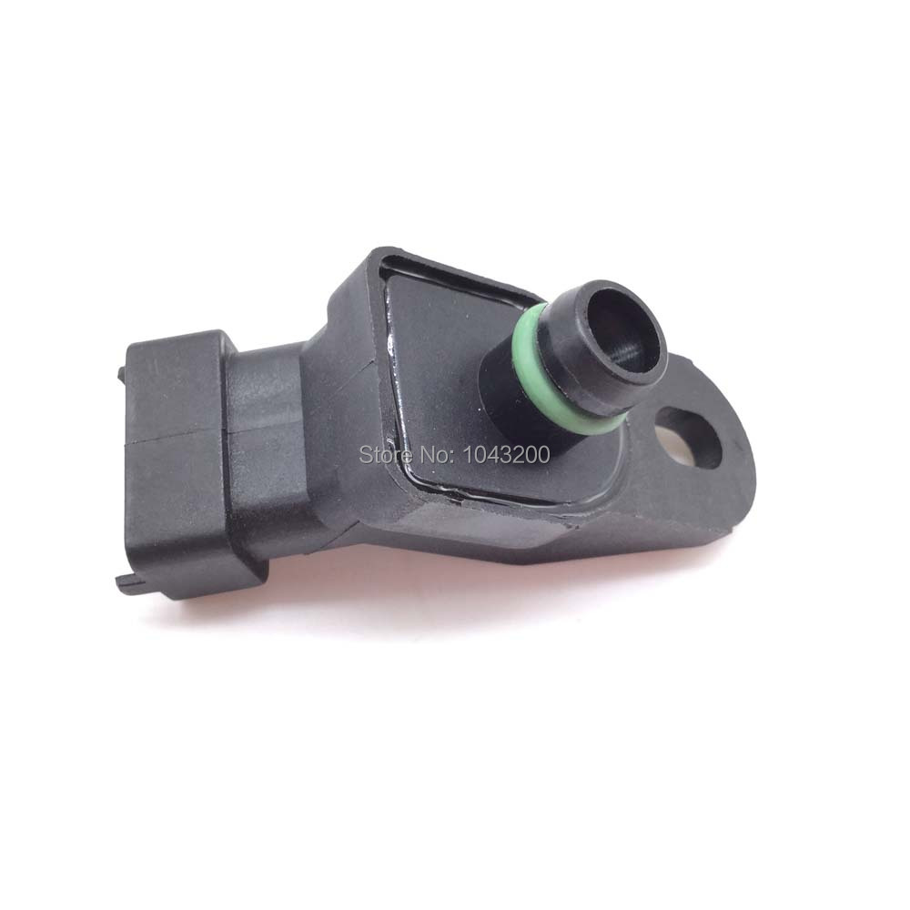 0281002137 NEW MAP SENSOR FOR OPEL VAUXHALL ASTRA G OMEGA VECTRA B ZAFIRA 2 0 DI DTI 1 7 TD OE 46433053 46468682 90541409 in Pressure Sensor from Automobiles Motorcycles