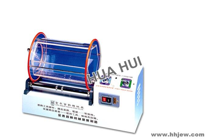 4 variable speeds 11KG Capacity Rotary Tumbler Polishing Machine, Jewelry Making Tools Jewellery Polisher