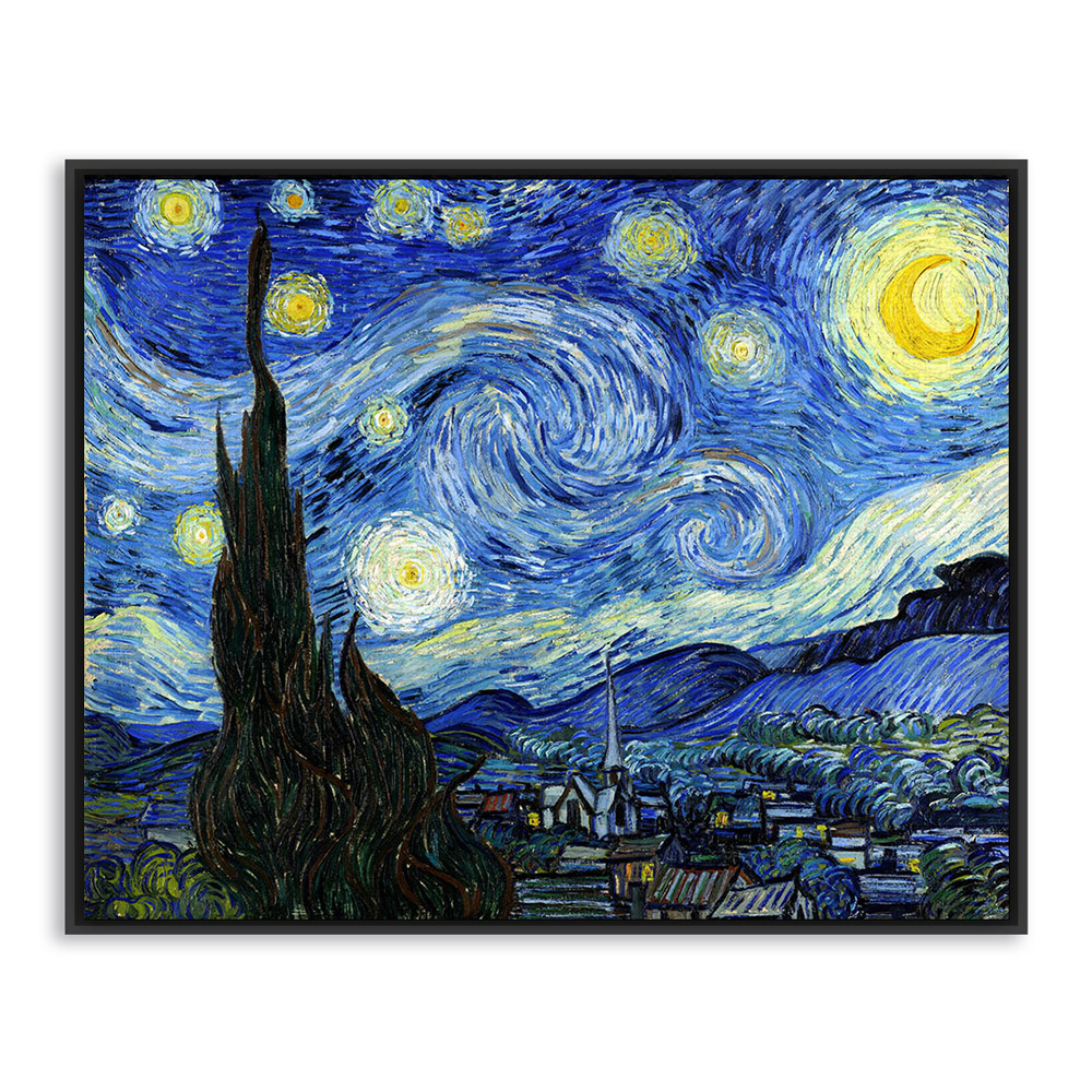 Aliexpress.com : Buy Vincent Van Gogh Famous Artist Starry ...