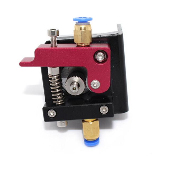 Hot Versão Melhorada Peças De Impressora 3D Reprap Makerbot MK8 Liga De Alumínio Full Metal Bowden Extrusora para 1.75 MM Filamento