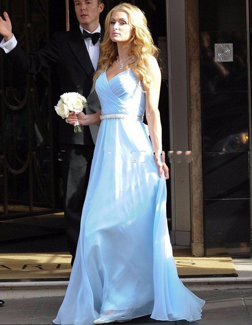 Light blue bridesmaid dresses good dresses aliexpress buy elegant light blue bridesmaid dresses off shoulder chiffon fall winter bridesmaid ombrellifo Gallery