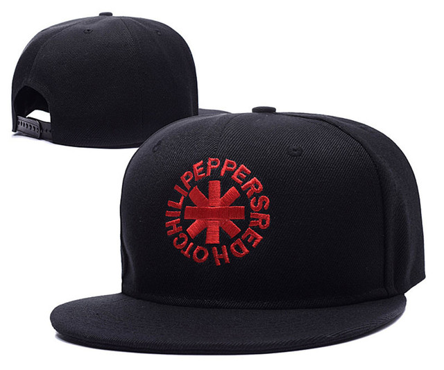 Red Hot Chili Peppers Rock Smith Californication Band Logo Adjustable Snapback  Caps Sex Magik Embroidery Hats 764c16ee20bf