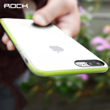 For iPhone 7 8 Plus Case, ROCK Guard Series Case For 7plus 8plus Anti Knock Back Cover Drop Protection Phone Case Shell