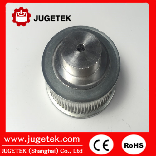 Low profile 2GT 72 tooth pulley for 9mm wide belt