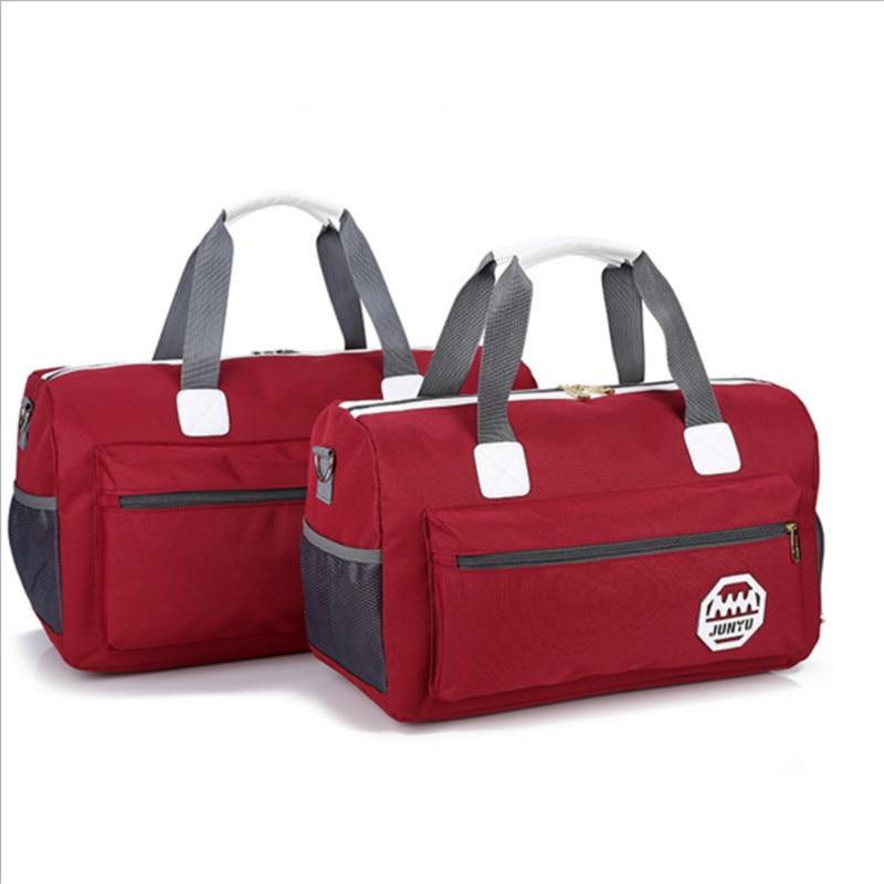 Women\'S Travel Bags Yoga Gym Bag For Fitness Handbags Tote Waterproof Shoulder Oxford Crossbody Pouch Women Sac De Sport
