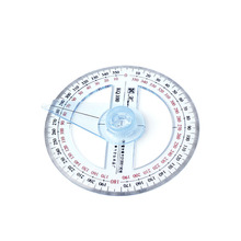 Kunststoff 360 Grad Winkelmesser Lineal Winkel Finder Schaukel Arm Schule Büro Werkzeug cheap OOTDTY NONE CN (Herkunft) 3T1047