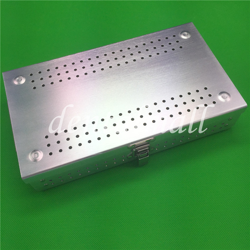 Sterilization Tray Sterilization Case Surgical Instruments High Quality Aluminium Alloy new aluminium alloy sterilization tray sterilization case surgical instruments
