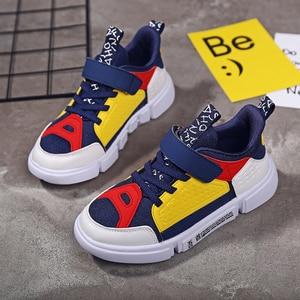 Image 5 - Детская обувь для мальчиков; modis tenis infantil; детские кроссовки для девочек; sapato infantil; cocuk ayakkabi chaussure enfant fille; для девочек