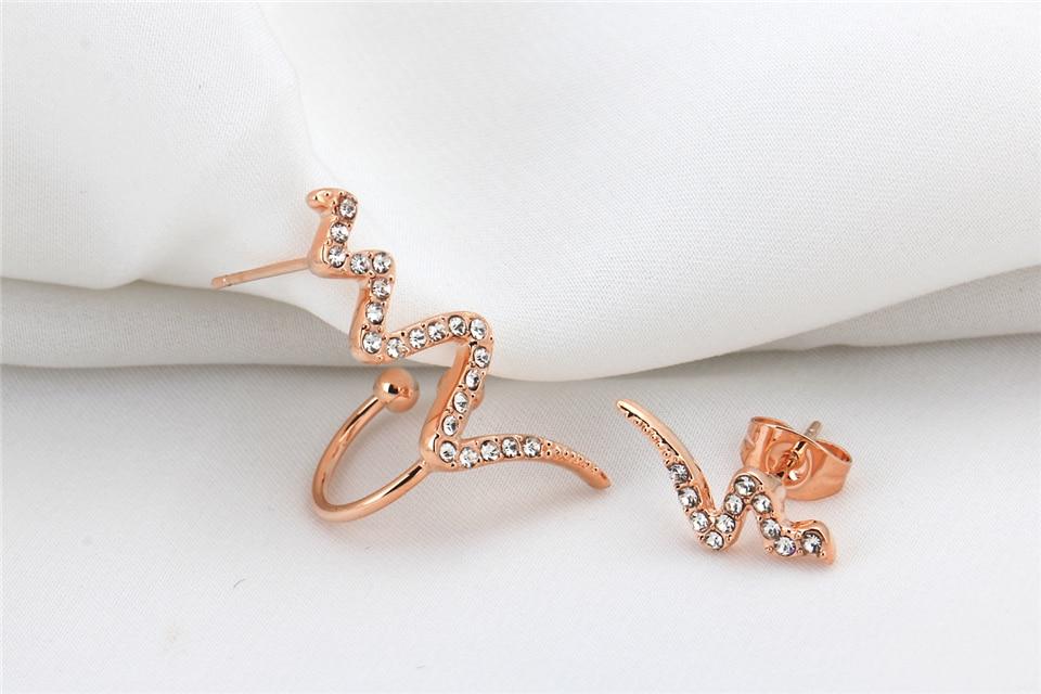 c PISSENLIT Metal Asymmetric Drop Earrings Women Jewelry Gold pendientes mujer moda 2019 Fashion Silver Grace Summer Jewelry Gifts