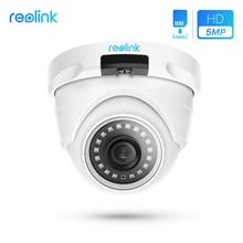 Reolink IP Camera PoE 5MP 2560*1920P IP66 Waterproof Night Vision Audio Dome HD Security Camera outdoor RLC-420