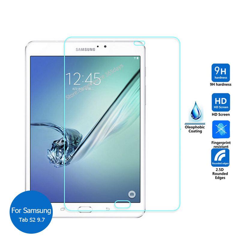 """Film screen protector for Galaxy Tab S2 9.7"""""""