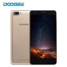 Original Doogee X20 3G Desbloqueado Smartphone 5 Pulgadas Android 7.0 turrón 2 + 16 MTK6580 Quad A Core Teléfono Móvil Dual Tarjetas Sim 2580 mAh
