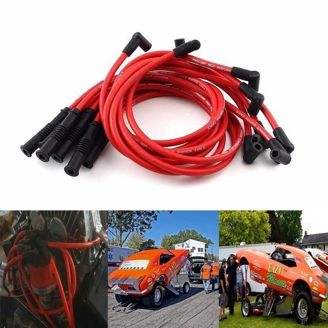 4AFE B /& B MANUFACTURING S4-23009 for sale online Spark Plug Wire Set-Eng Code