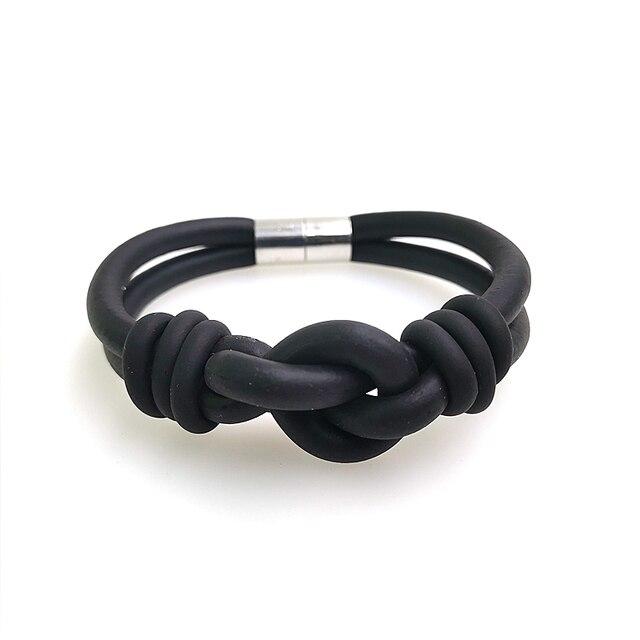 YDYDBZ Bracelets Rubber...