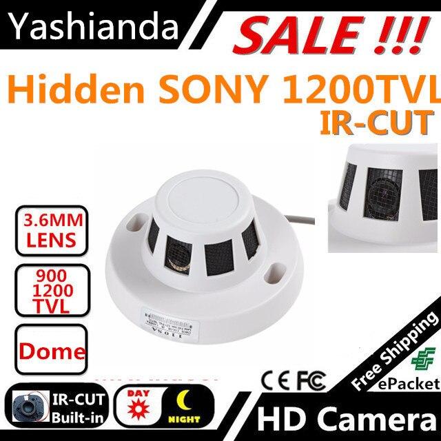 bilder für Super mini CCTV überwachung sicherheit video kamera zu dem super-weit winkel monitor die sichtbereichslinie 1200 TVL paket freies m