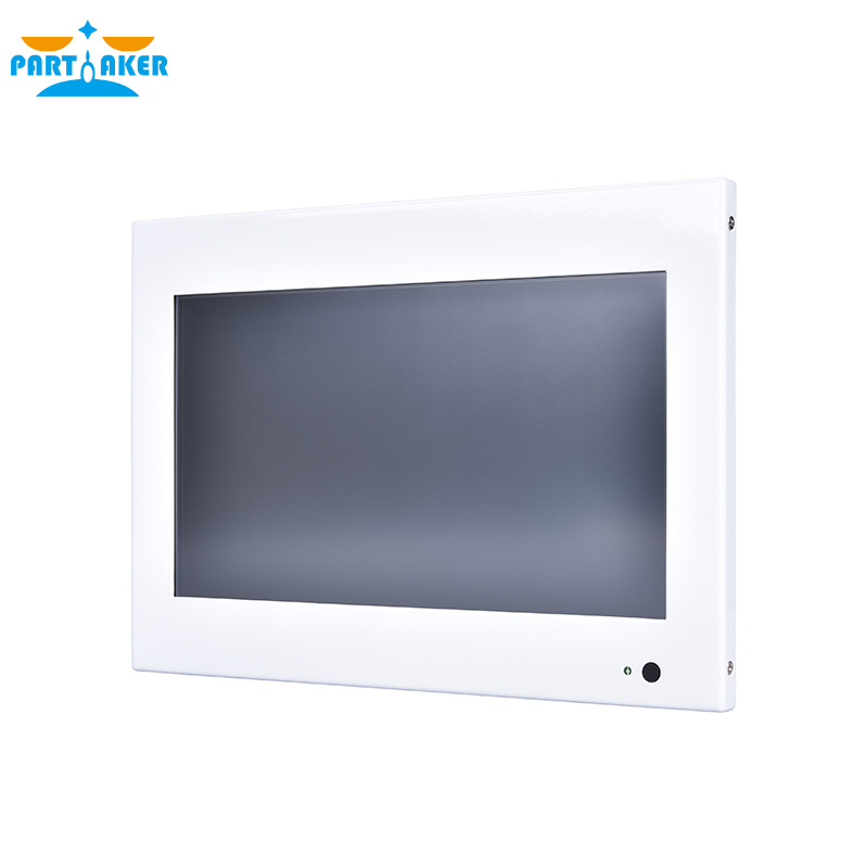 Купить с кэшбэком Partaker Z6 10.1 Inch Touch Screen PC With Bay Trail Celeron J1900 Quad Core OEM All In One PC 2G RAM 32G SSD