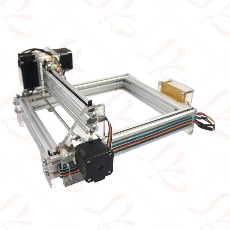 LY 2017 Laser Engraving Machine Picture CNC Printer 20*17CM 1500mw 100 100cm ly m1 cnc printer 5500mw laser cnc machine