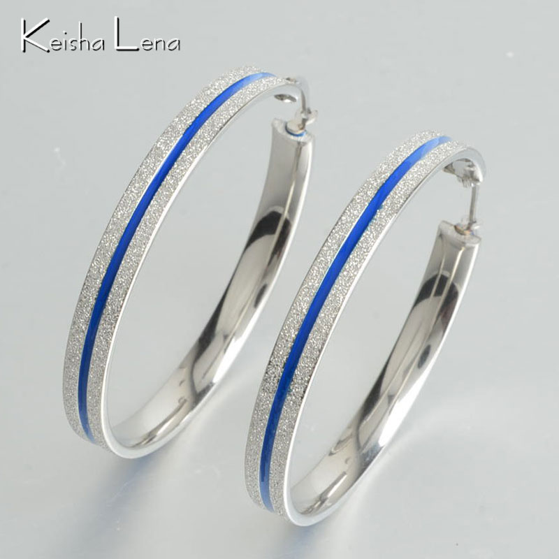 aliexpress buy keisha lena 316l stainless steel hoop
