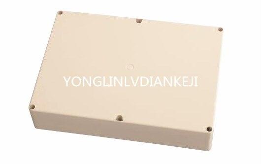 Caixa de Plástico Caixa de Plástico à Prova Caixa do Medidor Prova d' Água Controle Industrial Instrumento Abs 265*185*76 – à