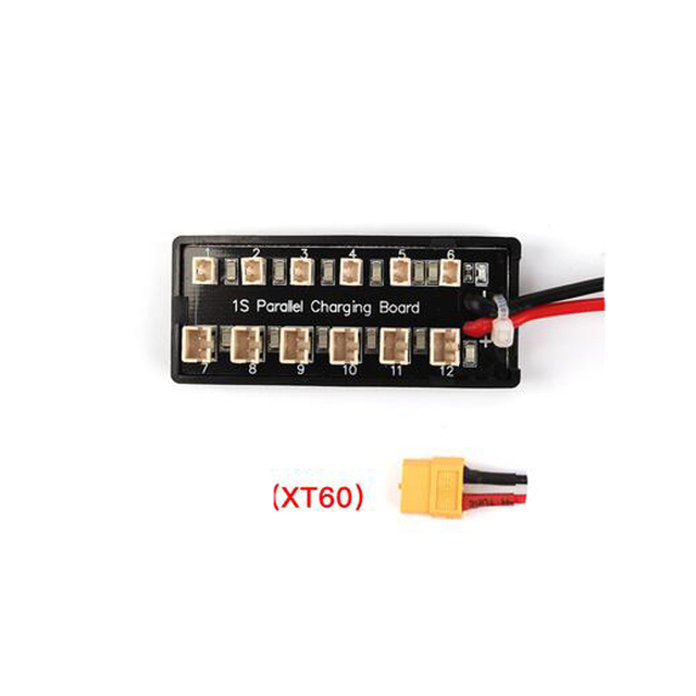 1S Parallel Charging Board JST-PH Micro JST 1.25 Banana