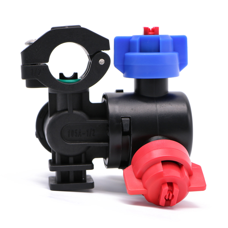 Agriculture pesticide boom sprayer,high pressure plant protection fan nozzle,garden watering atomization irrigation sprinkler