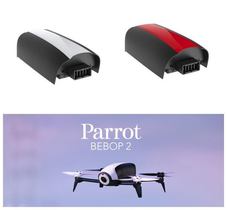 LeadingStar 4000mAh 11.1V Rechargeable Lipo Battery for Parrot Bebop 2 Drone