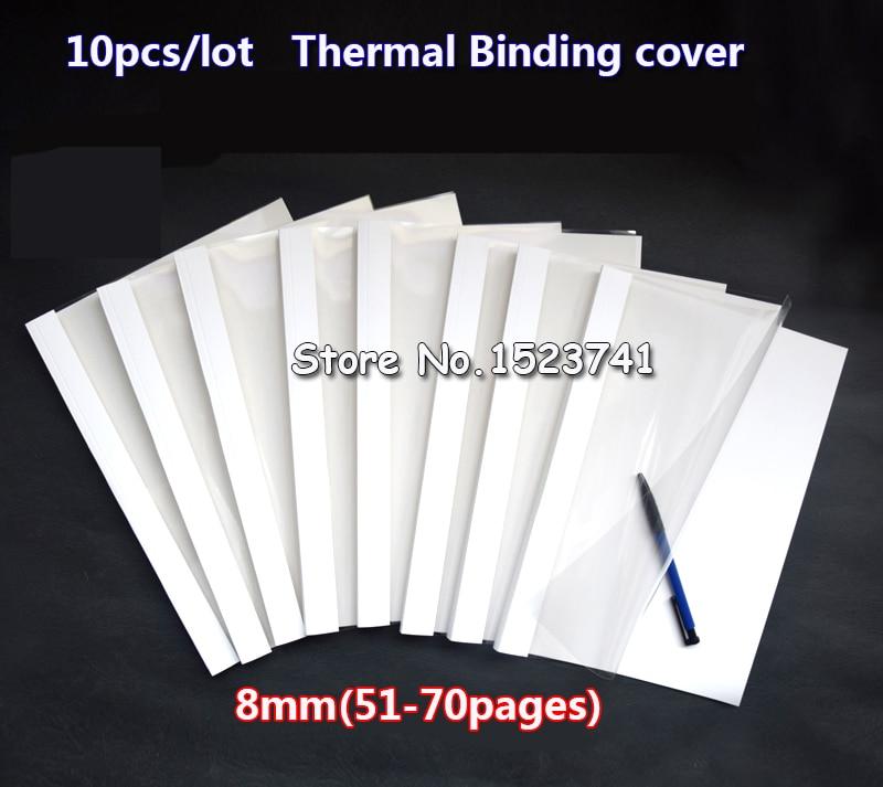 Aliexpress.com : Buy 10PCS/LOT Thermal Binding Cover A4
