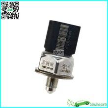 Подлинная Топливной Рампе Датчик Давления Для BMW E24 E63 E64 E23 E32 F01 F02 E38 E65 E66 E53 E83 E70 E71 E90 7537319-05 55PP11-01