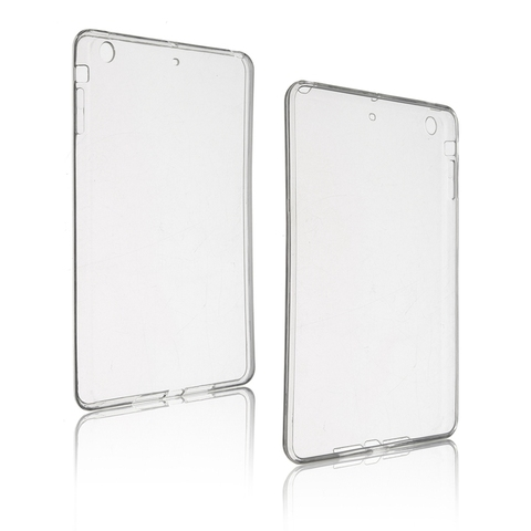 Soft TPU For iPad Mini 1 2 3 Case Silicon Cover Clear Transparent For iPad mini Cover Case New Tablet 7.9inch Case For iPad Mini Lahore