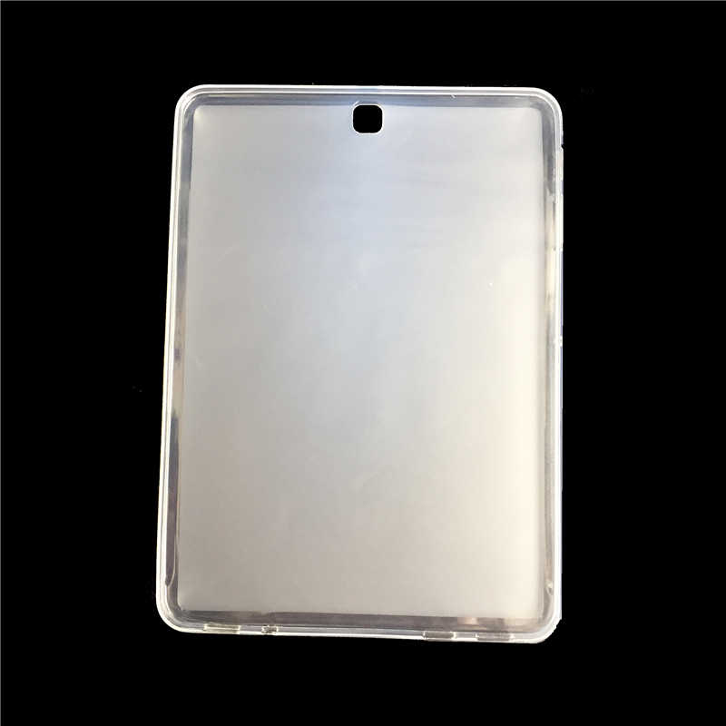 YKaiserin Tablet Case Voor Samsung Galaxy Tab S2 SM T810 T813 T815 T815C T819 9.7 inch TPU Siliconen Soft Cover