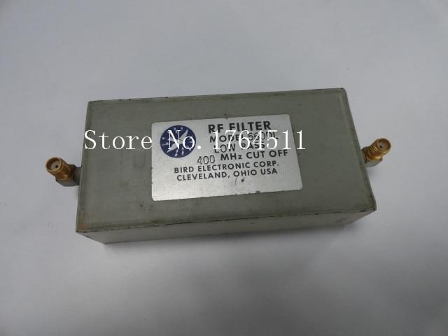 [BELLA] BIRD 560DL LPF DC-407MHz 54dB/470MHz RF SMA Low Pass Filter