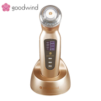 La goodwind CM 2A Face Body Massager Electric Beauty Health SKin Care Portable Machine Ultrasonic Clean Lift SPA Anti Age Whiten