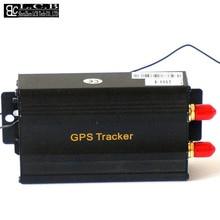 Covert gprs gsm coche sistema, control remoto Mini vehículo car tracker gps TK103B SMS En Tiempo Real google mapa de localización dispositivo de localización
