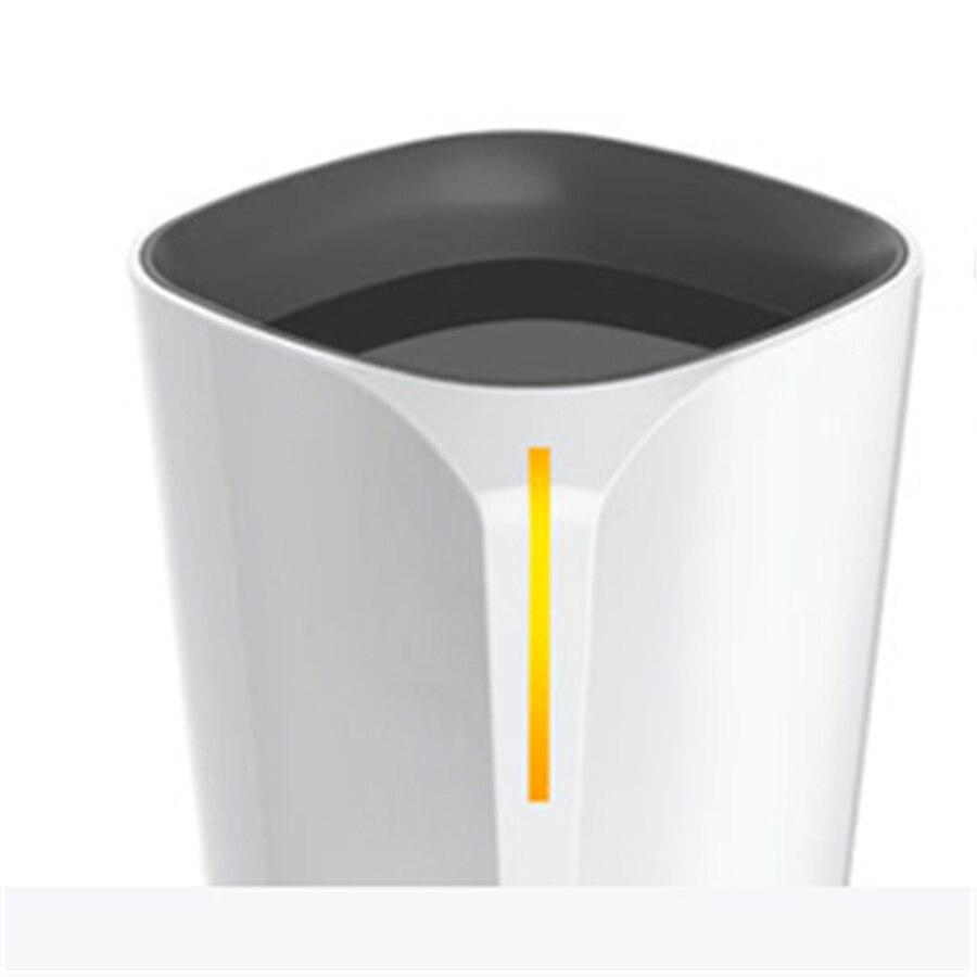 2a3cac546aab6 Aço inoxidável Caneca de Café Com Tampa Inteligente Bens Criativos Caneca  Drinkware Inoxidável Copo Eco Canecas Copo Abastecido QQB910