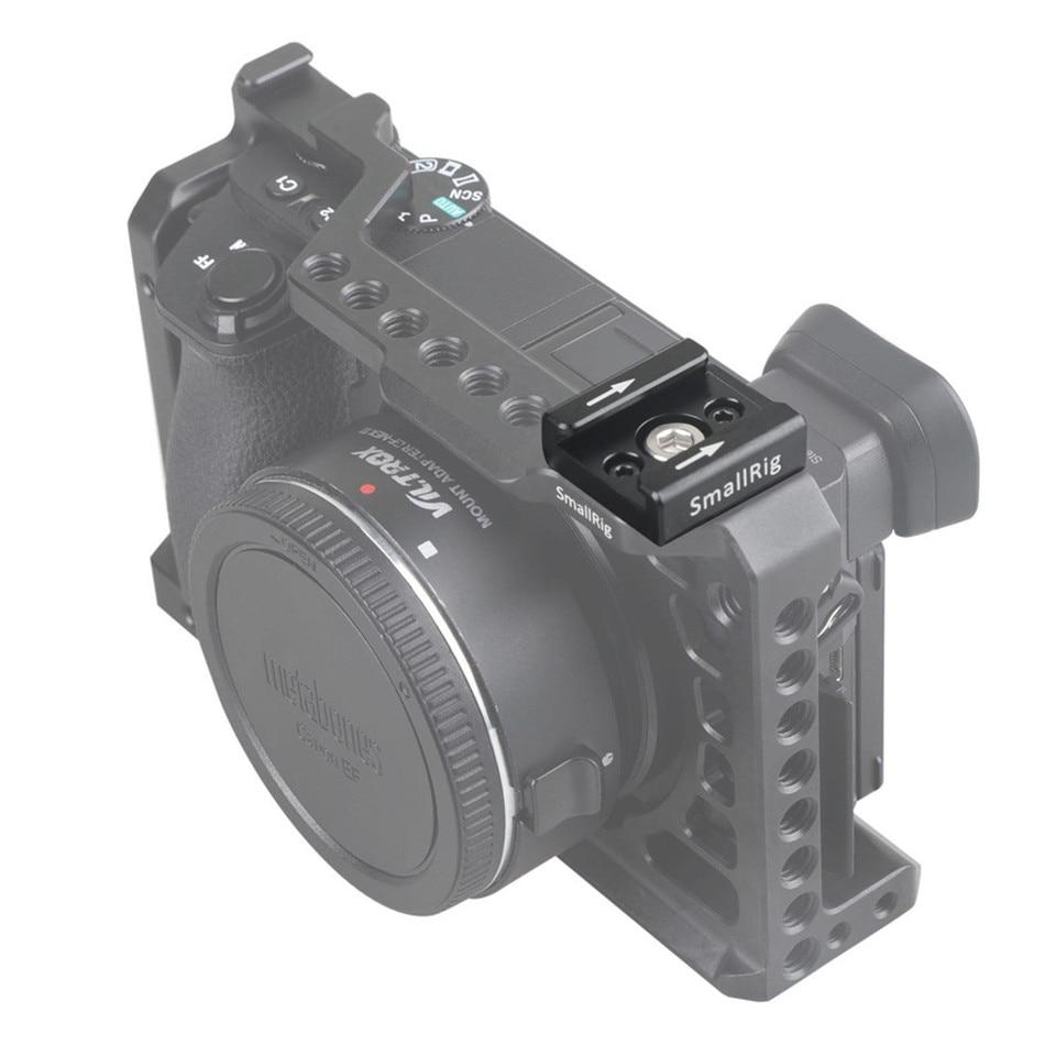 SmallRig Cold Shoe Adapter Standaard Shoe Type 1/4 en M2.5 Screw Hole - Camera en foto - Foto 5