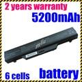 Jigu bateria do portátil 513129-361 513130-321 535808-001 para hp probook 4510 s 4510 s/ct 4515 s 4515 s/ct 4520 s 4710 s 4710 s/ct 4720 s