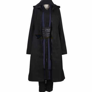 Star Wars Cosplay Costumes Jedi Knights Anakin Costumes Set Anakin Jedi Clothing with gloves - DISCOUNT ITEM  27 OFF Novelty & Special Use