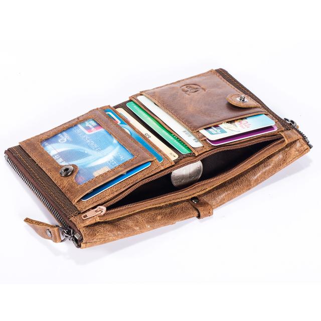Small Vintage Wallet