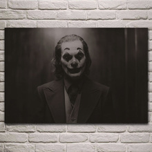 Joker Movie Fantasy Artwork Fabric Poster