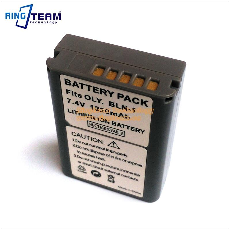 Streng Ohd Original 1600 Mah Bln-1 Ps-bln1 Bln 1 Digital Kamera Batterie Für Olympus E-m5 Em5 Omd Om-d Digital Batterien Unterhaltungselektronik