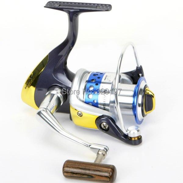OKUMA MARSHAL Spinning Fishing Reel MSLII-30/40/45/55/65/80 7BB(6+1) fishing tackle