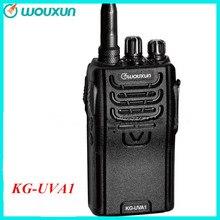 WOUXUN KG UVA1 Hand Held Transceiver Two Way Radio 136 174 400 480MHz Walkie Talkie